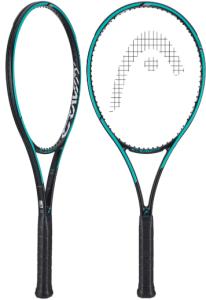Head Graphene 360+ Gravity Pro Tennis Racquet strung