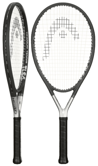 Head Ti S6 best tennis racquet for beginners