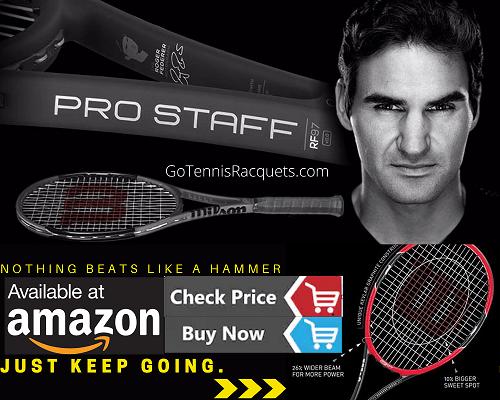 Best Tennis Racquet Wilson Pro Staff RF97 Autograph signature of Roger Federer's