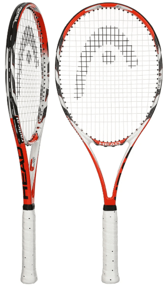 HEAD MicroGel Radical Tennis Racquet under 100 dollars
