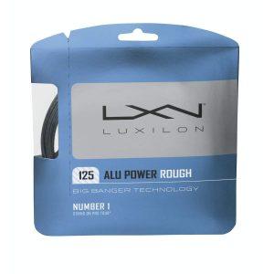 Luxilon ALU Power 125 Rough Tennis String most improved version