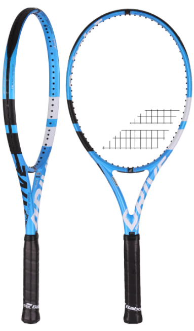 Babolat Pure Drive 300g placed on first position in Best tennis racquets for women