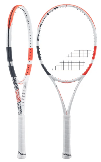 Improved version of Babolat Pure Strike 16x19