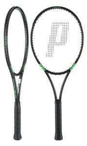 Prince Phantom Pro 100 Tennis Racquet with upgrades