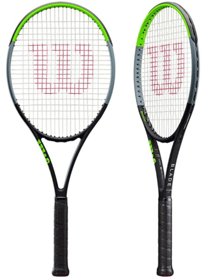 Wilson Blade 104 v7 Tennis Racquet Serena Williams Choice