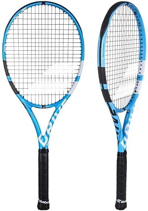 Babolat Pure Drive 2018 is Best for Beginner Intermediate level players