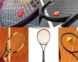best tennis vibration dampeners