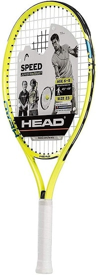 HEAD Speed Kids Tennis Jr Racket Pre-Strung