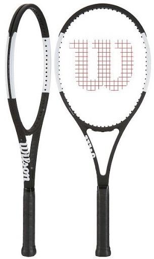 Wilson Pro Staff 97 Countervail Tennis Racquet for Left handers