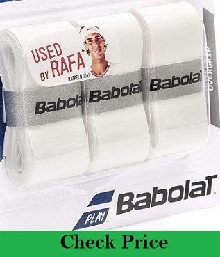 Babolat Original VS Grip for Sweaty Hands or Hot & cold Weather