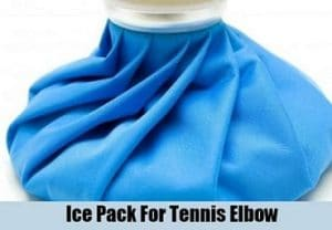 IcePack for tennis elbow