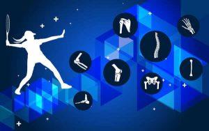 Playing tennis will improve BONE HEALTH