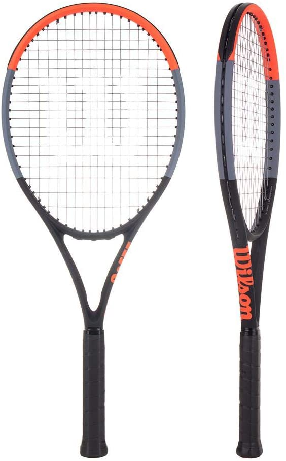 Wilson Clash 100 is Top Rated Tennis Racquet for Collage students or returning players