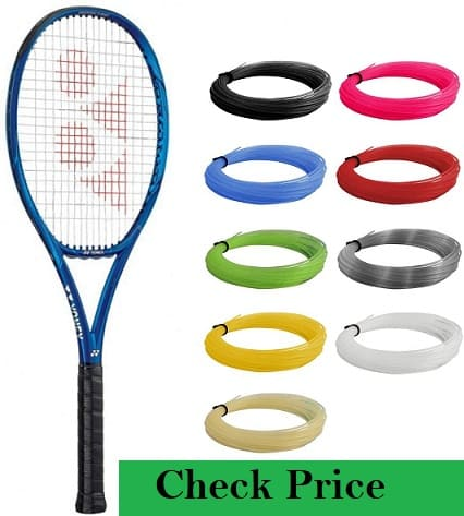 Yonex Ezone 98 Tennis racquet with multiple choice in string colors