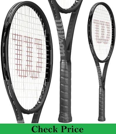 Wilson Pro Staff RF97 tennis racquet Best for Serving