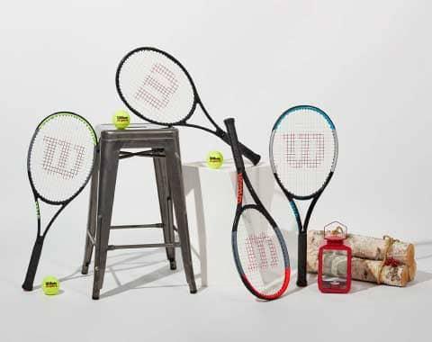 best wilson's tennis racquets
