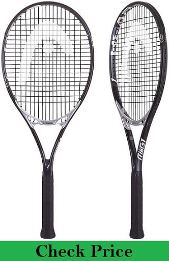 Head MxG 1 Silver Black Tennis Racquet