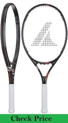 Prokennex Ki Q+ 30 Tennis Racquet with 119 sp. in. head super oversize