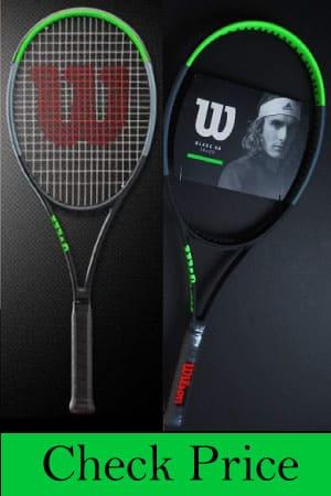 Wilson Blade 98 18x20 v7 Tennis Racquet